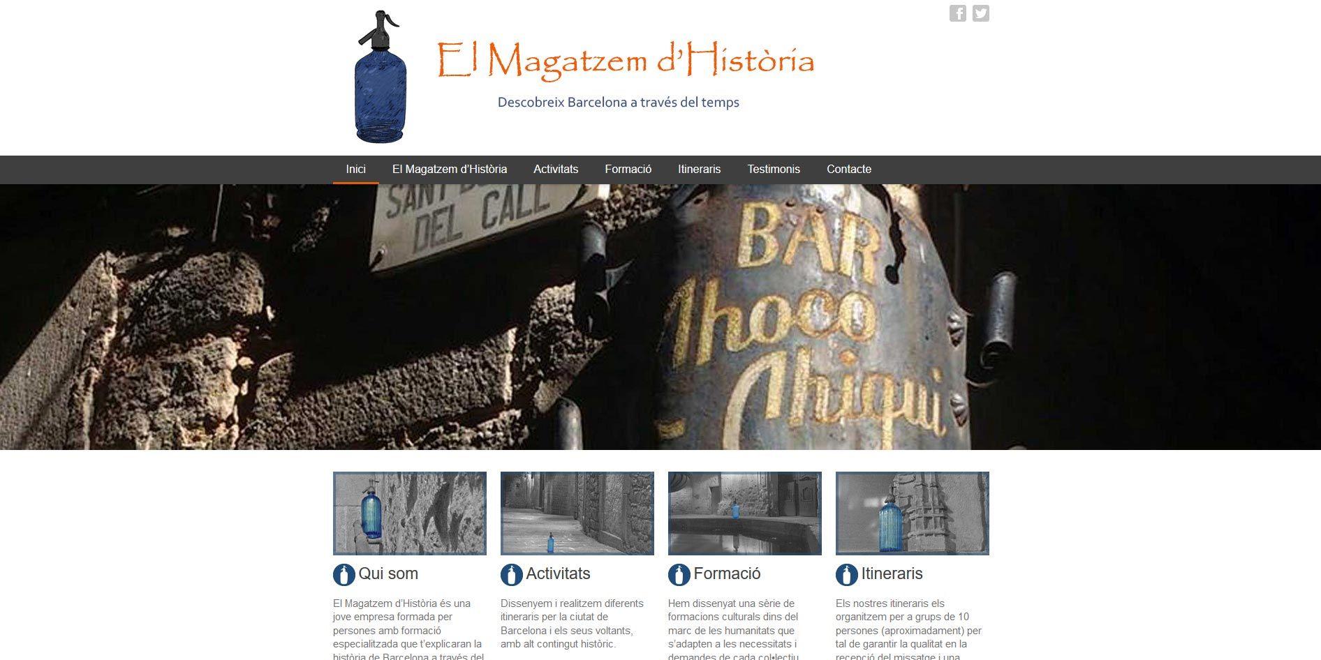 El magatzem d'Història