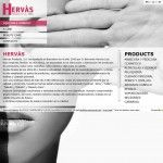 Web Hervàs Products