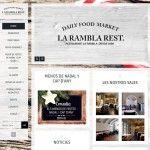 Web La Rambla Restaurant