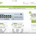 Maqueta web One in a Milllion